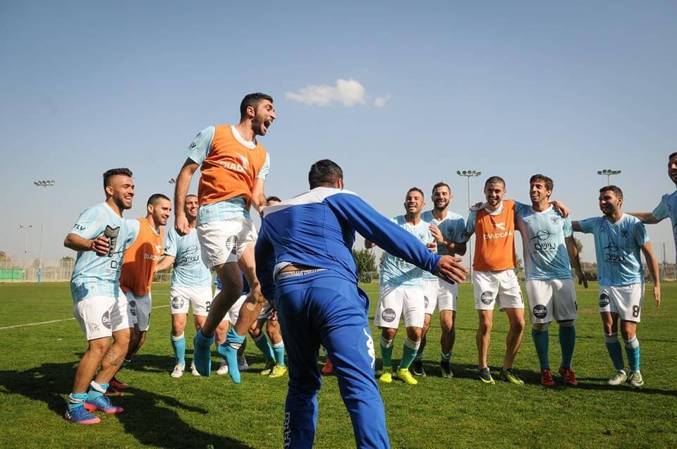 """פשוט ליהנות: אבישי סלע על הניצחון 3:0 מול בית""""ר יבנה"""
